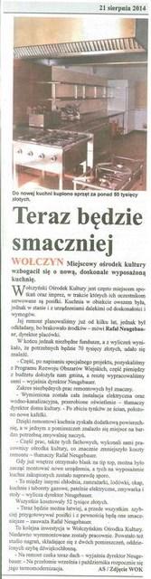 Kulisy Powiatu 21.08.2014 r.