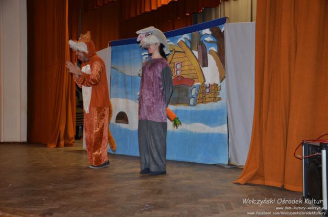 Galeria warsztaty teatralne WOK