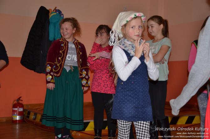 Galeria Taniec ludowy Szum