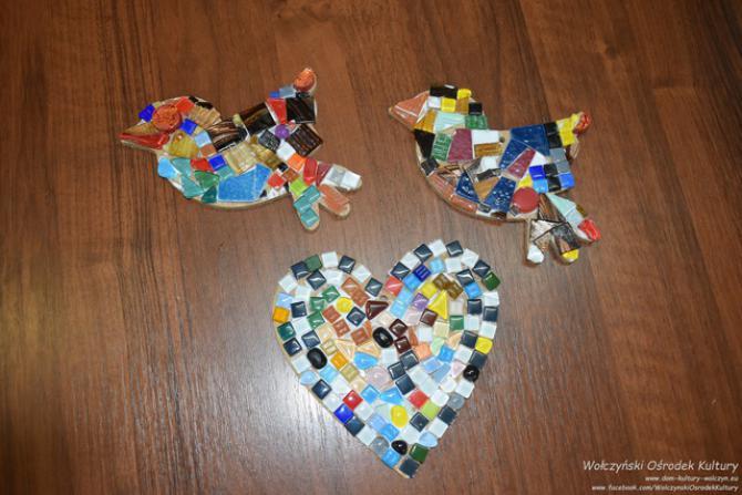 Galeria mozaika wołczyn