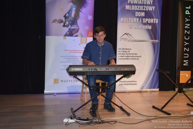 Galeria XIII Międzypowiatowe Spotkania Młodych Keyboardzistów
