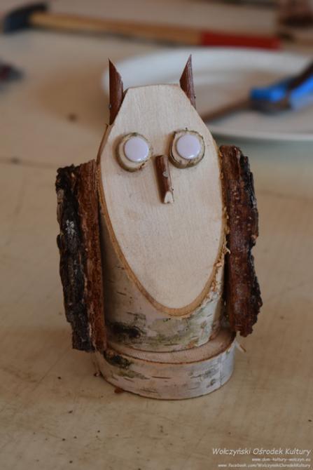 Galeria wyroby z drewna Szum