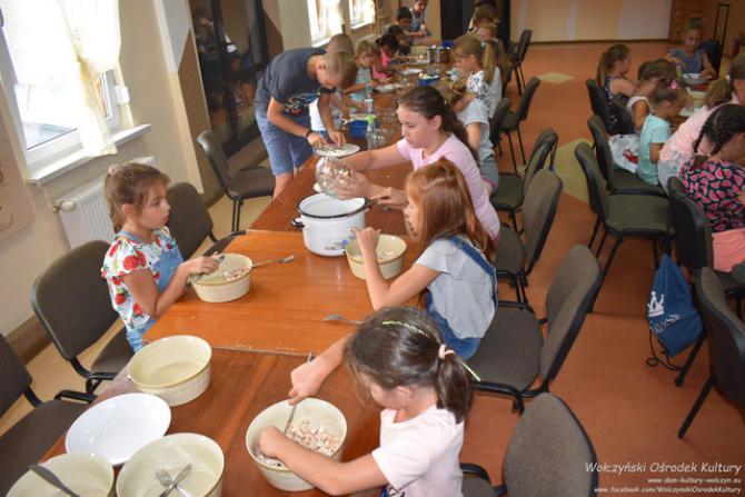 Galeria Warsztaty kulinarne Wołczyn