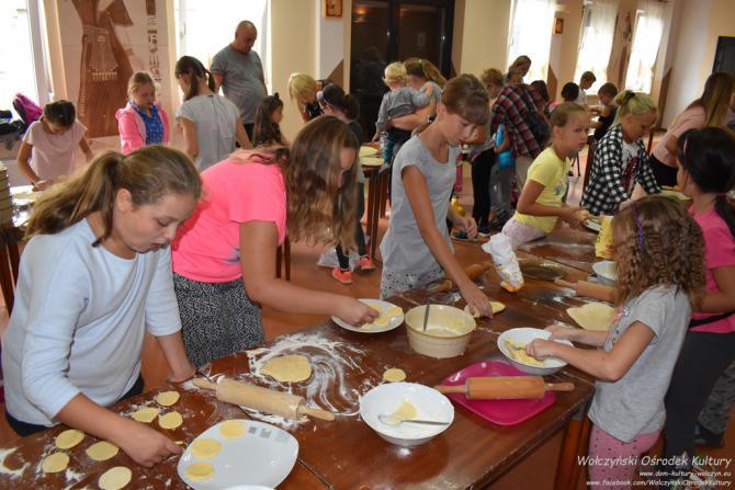 Galeria Warsztaty kulinarne - Wołczyn
