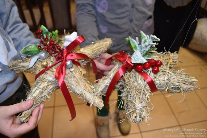 Galeria ozdoby bożonarodzeniowe siankiem pachnące - W. Górna