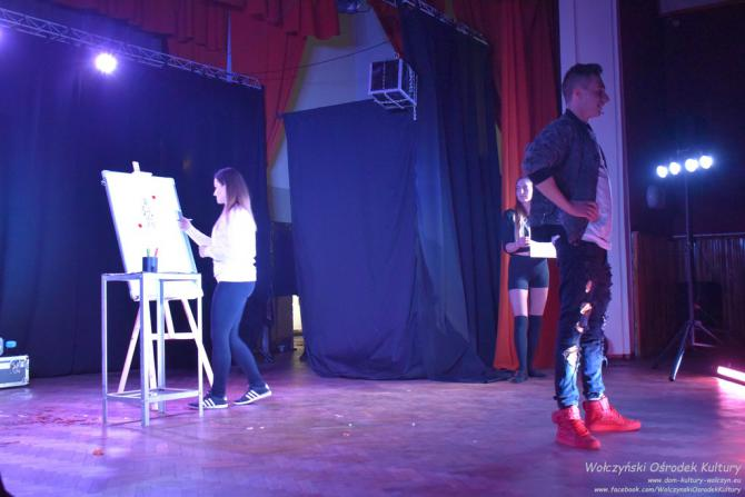 Galeria Magic show