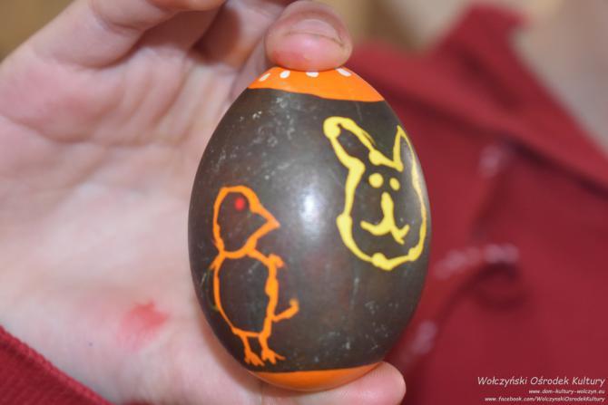"""Galeria Warsztaty pisankowe -  """"Strojne jajo"""""""