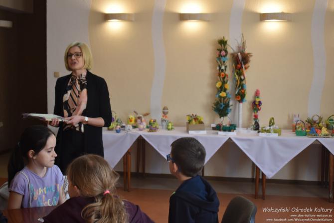 Galeria rozdanie nagród - konkursu Tradycje Wielkanocne