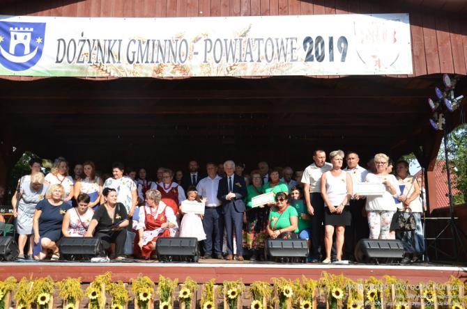 Galeria Dożynki Gminno - Powiatowe