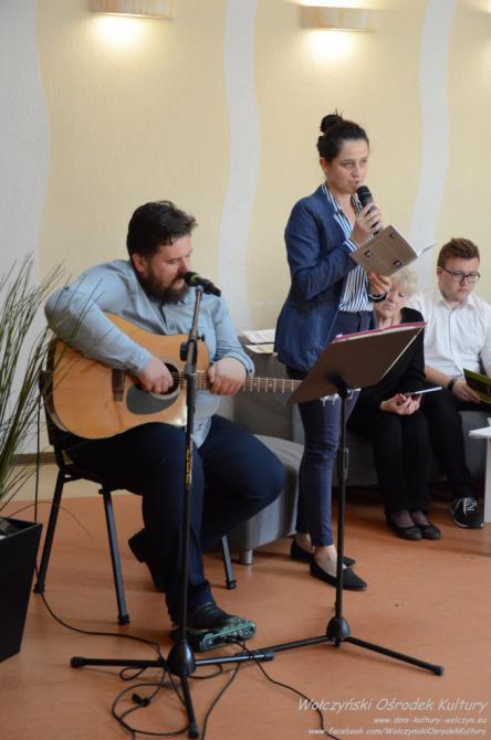 Galeria Wieczorek muzyczno-poetycki
