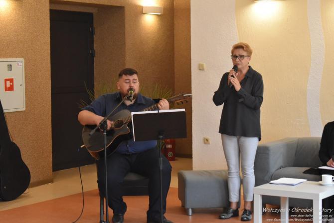 Galeria Wieczorek muzyczno- poetycki