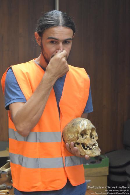 """Galeria Zajęcia Archeologiczne """"Co kryje ziemia?"""""""