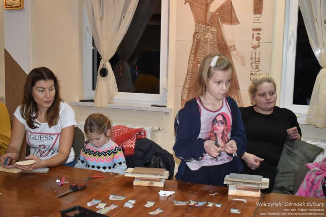 Galeria Warsztaty budowania szopek betlejemskich