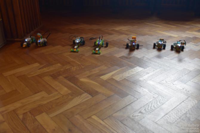 Galeria robotyka