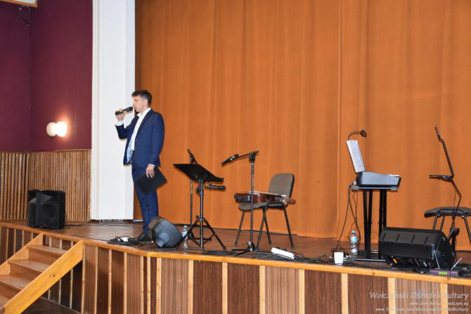 Galeria koncert Wojciecha Poprawy