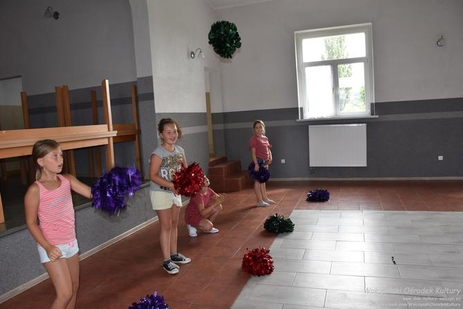 Galeria Warsztaty taneczne
