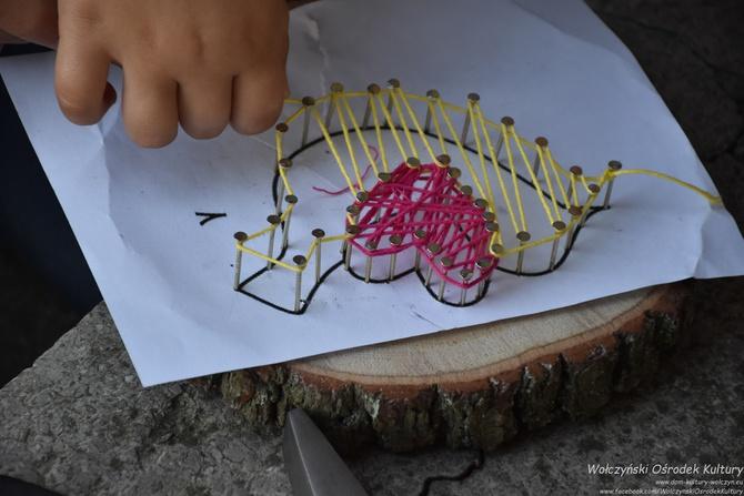Galeria string art