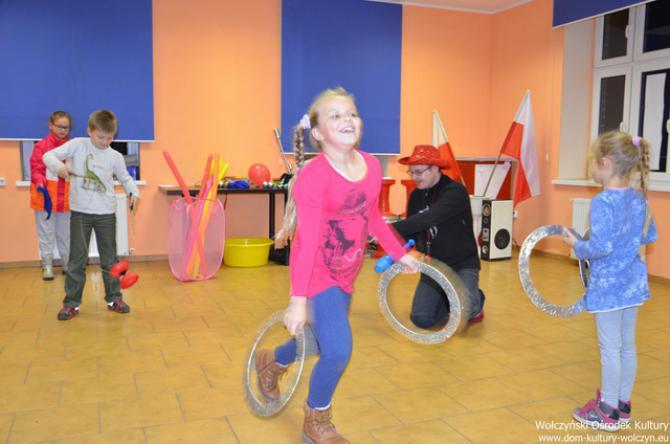 Galeria cyrk- Krzywiczyny