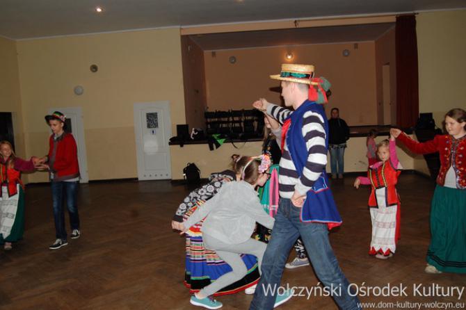 Galeria taniec ludowy wierzbica górna