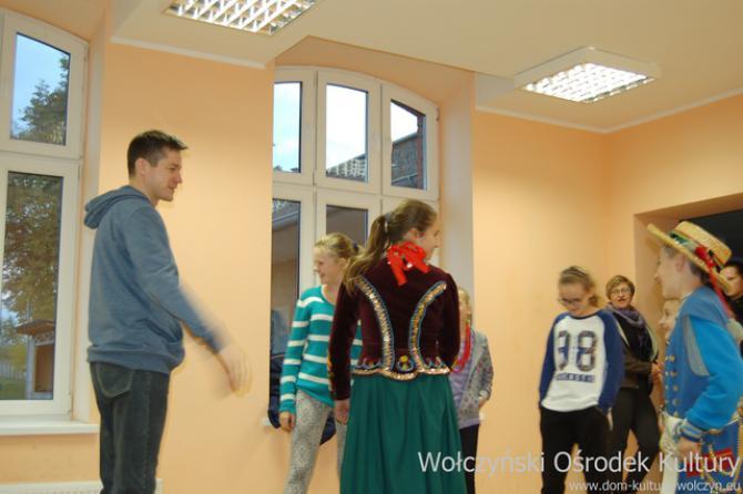 Galeria modrzewiacy Krzywiczyny